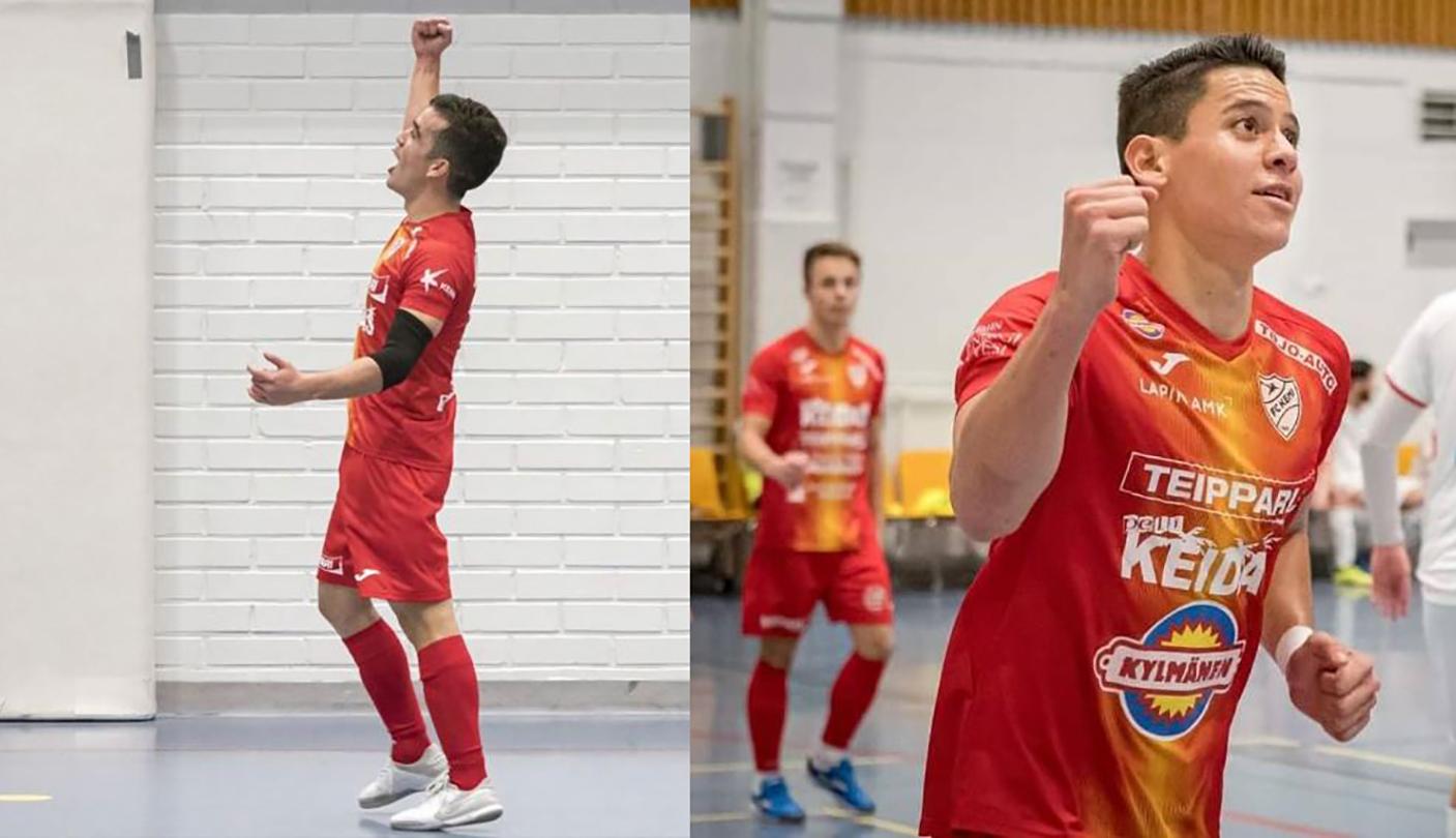 Gutiérrez y Suárez lideran al Khemi para extener el invicto en la Futsal-Liiga